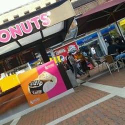 Dunkin' Donuts Plaza de las Américas  en Bogotá
