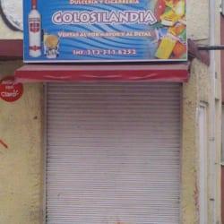Golosilandia en Bogotá