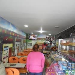 Kanaima Pastelería y cafetería Express en Bogotá