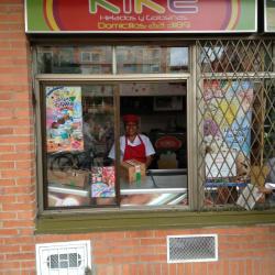 Heladería Kike en Bogotá