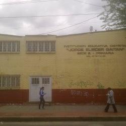 "Institucion Educativa Distrital ""Jorge Eliecer Gaitan"" Sede B en Bogotá"