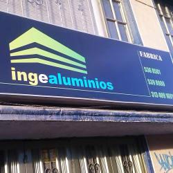 Ingealuminios en Bogotá