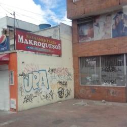 Salsamentaria Makroquesos en Bogotá