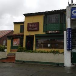 La Casa de la Paella en Bogotá
