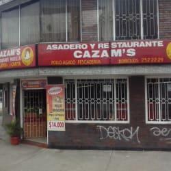 Restaurante y Asadero de Pollos Cazam'S en Bogotá