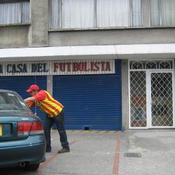 La Casa Del Futbolista en Bogotá