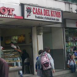 Casa Del Kumis en Bogotá