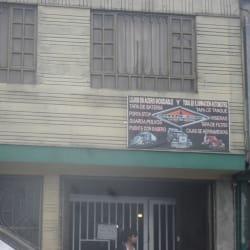 Jhon Car en Bogotá