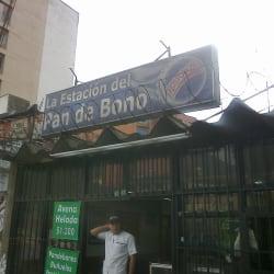 La Estación del Pan de Bono en Bogotá