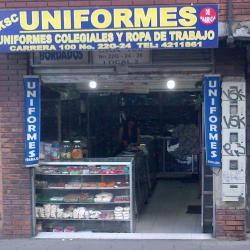 KSC Uniformes en Bogotá