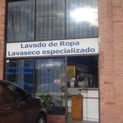Lavado de Ropa Lavaseco Especializado en Bogotá