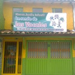 La Ronda De Las Vocales en Bogotá