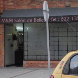 M&M Salón de Belleza en Bogotá