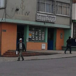 Lavaseco Fullmatic en Bogotá