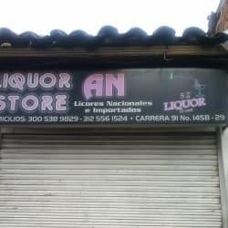 Licores Liquor Store en Bogotá
