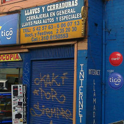 Llaves y Cerraduras El Cerrajero en Bogotá