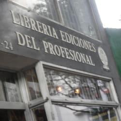 Librería Ediciones del Profesional en Bogotá