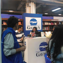 Librería Ediciones Gaviota en Bogotá