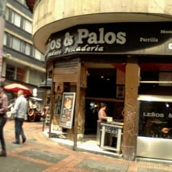 Leños y Palos en Bogotá