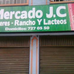 Mercado Jc en Bogotá