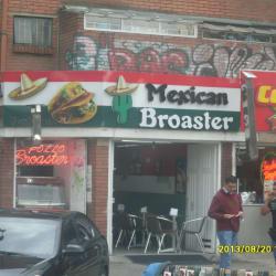 Mexican Broaster  en Bogotá