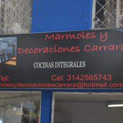 Mármoles y Decoraciones Carrara  en Bogotá