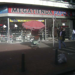 Megatienda Papo G Carrera 13 en Bogotá