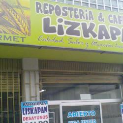 Lizkapan en Bogotá