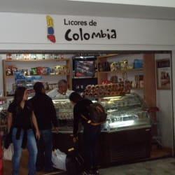 Licores de Colombia en Bogotá