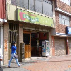 Los Escarabajos Britalia  en Bogotá