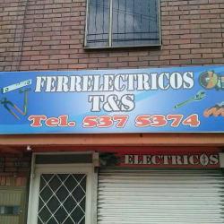Ferrelectricos T&S en Bogotá