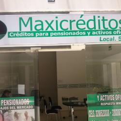 Maxicréditos  en Bogotá