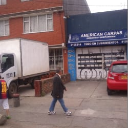 American Carpas en Bogotá