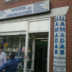 Comunicaciones CVF en Bogotá