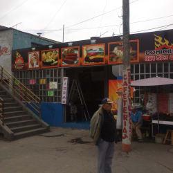 Cabaña Burger en Bogotá