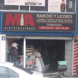 Mia Distribuciones en Bogotá