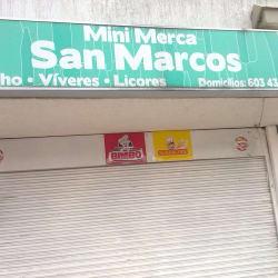 Mini Merca San Marcos en Bogotá