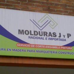 Molduras J y P Nacional E Importada en Bogotá