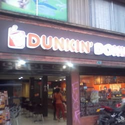Dunkin' Donuts Carrera 13 con 41 en Bogotá