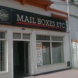 Mail Boxes ETC Calle 67  en Bogotá