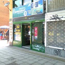 Maury's Copias en Bogotá