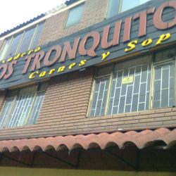 Los Tronquitos Calle 3 en Bogotá