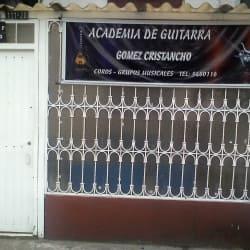 Academia De Guitarra Gómez Cristancho en Bogotá