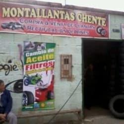 Montallantas Chente  en Bogotá
