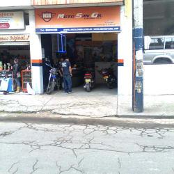 Motos San Gil en Bogotá