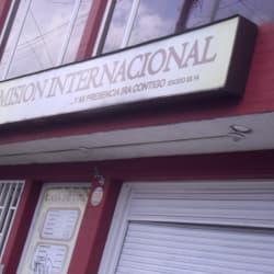 Misión Internacional  en Bogotá