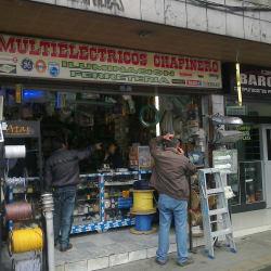 Multieléctricos Chapinero en Bogotá