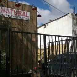Natural Muebles Para Exterior en Bogotá