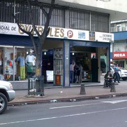 Mundial de Overoles en Bogotá