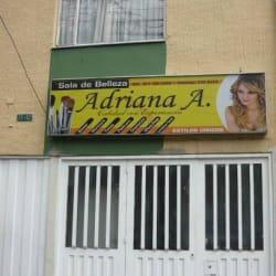 Sala de Belleza Adriana A. en Bogotá